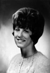 Diane Olkwitz is shown in her senior portrait from Menomonee Falls High School, Class of 1965.