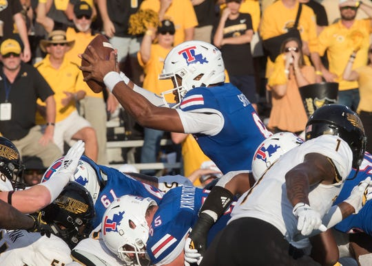 Louisiana Tech will play in the 2019 Independence Bowl.