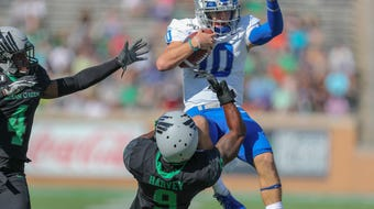 Joe Spears breaks down what was a wild game between MTSU and North Texas.