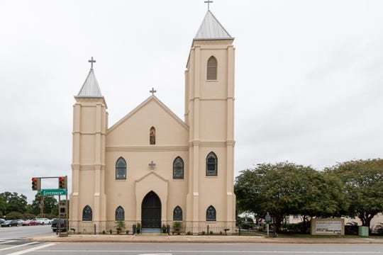 St. Joseph Catholic Church in downtown Pensacola hosted the annual Festa Italiana, on Saturday, October 19, 2019.