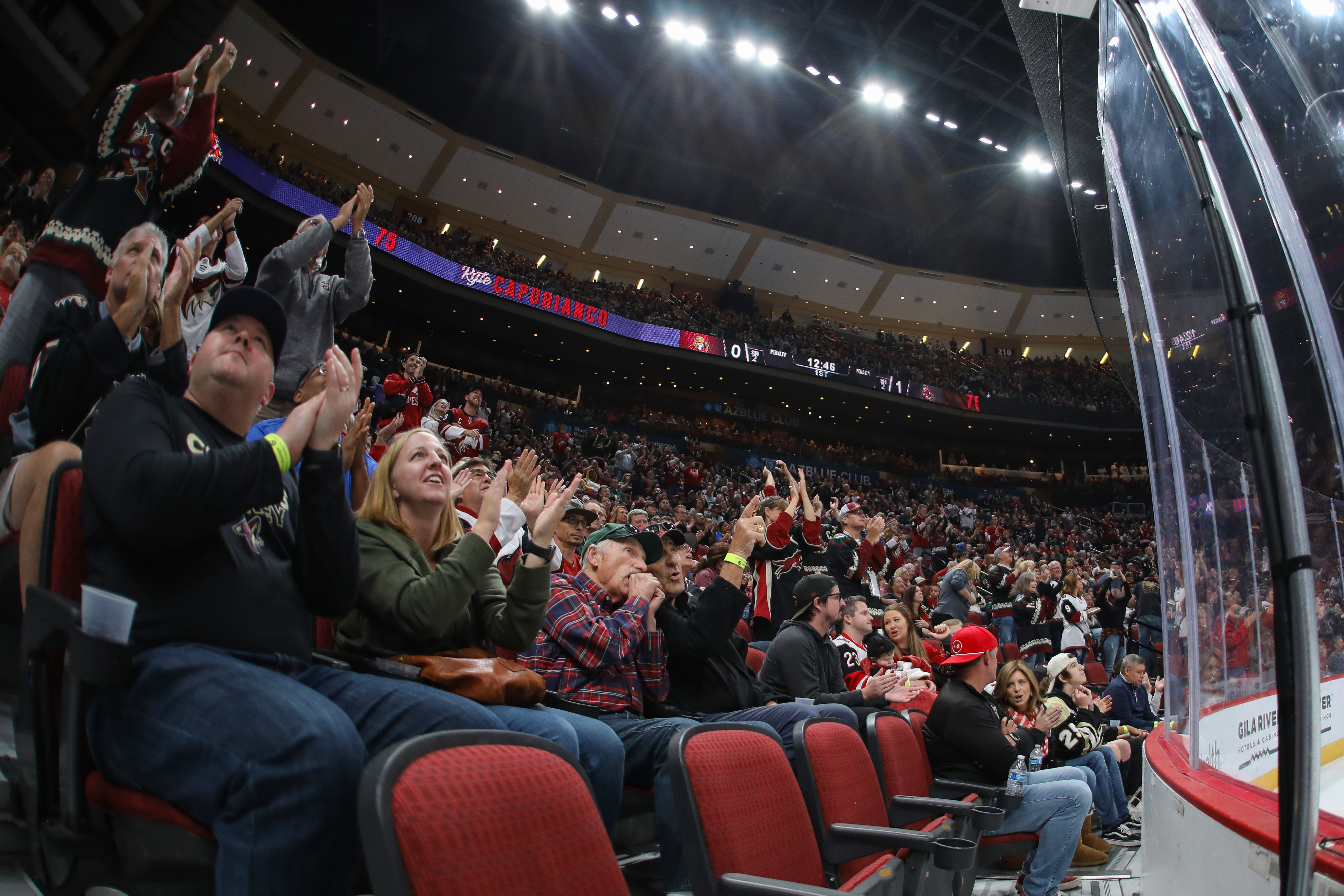 Den's Digest: Arizona Coyotes hold on to beat Ottawa Senators