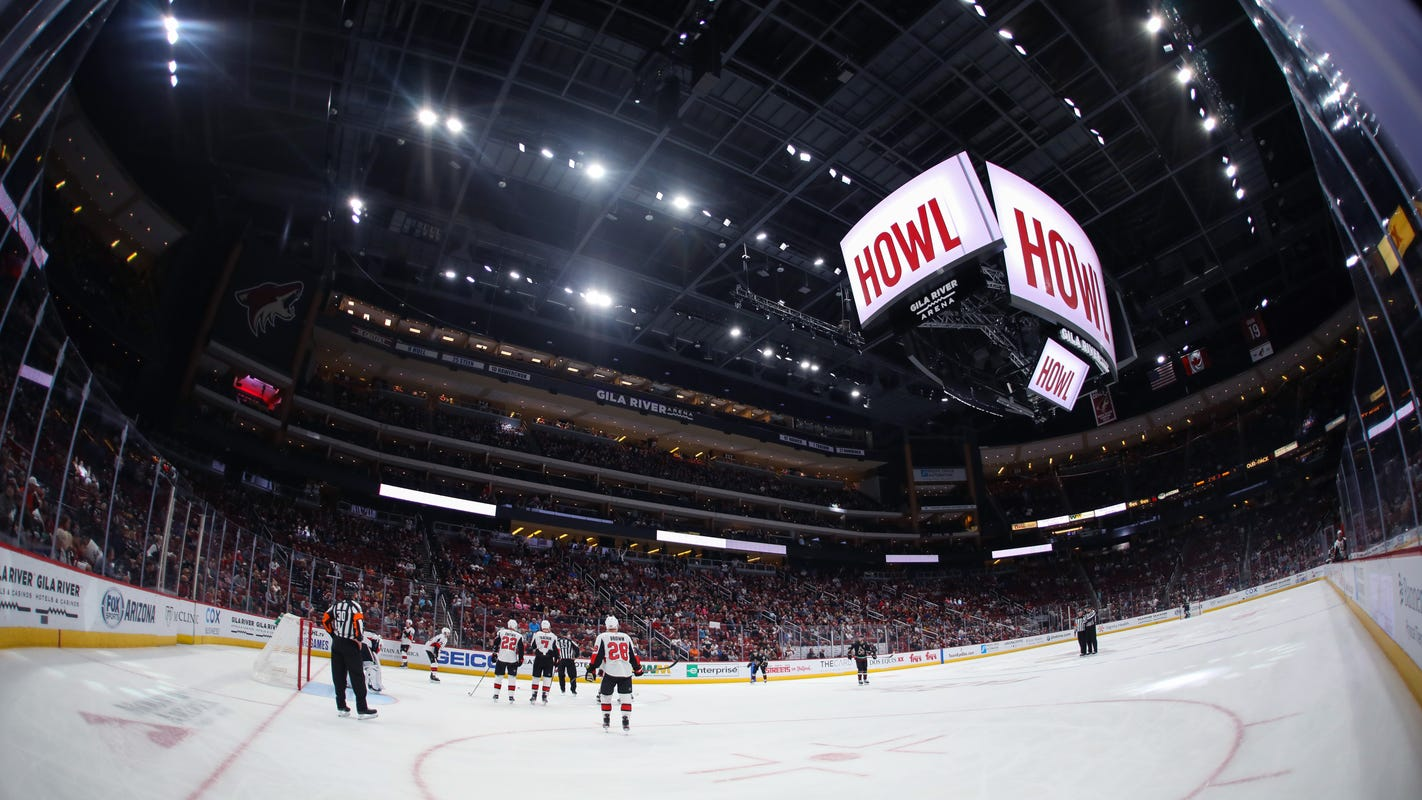 Arizona Coyotes get jump on rough schedule ahead of East Coast trip