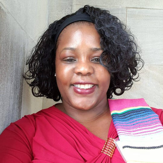 Sakima McClinton is running for City of Poughkeepsie's councilmember-at-large position.