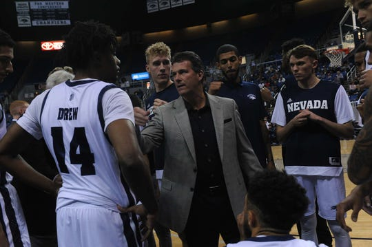 Nevada opened the exhibition season with a win over Cal State-East Bay earlier this month.