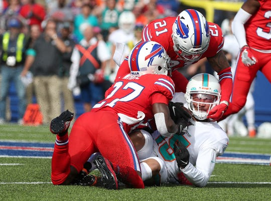 Tre'Davious White and Jordan Poyer are two players the Bills would love to get locked up to long-term contracts.
