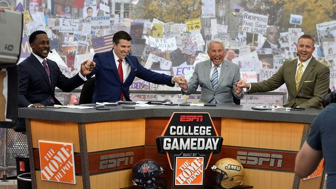 ESPN's College Gameday coming to Brookings