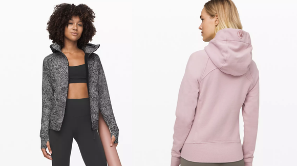 Best gifts for girlfriends: Lululemon Scuba Hoodie