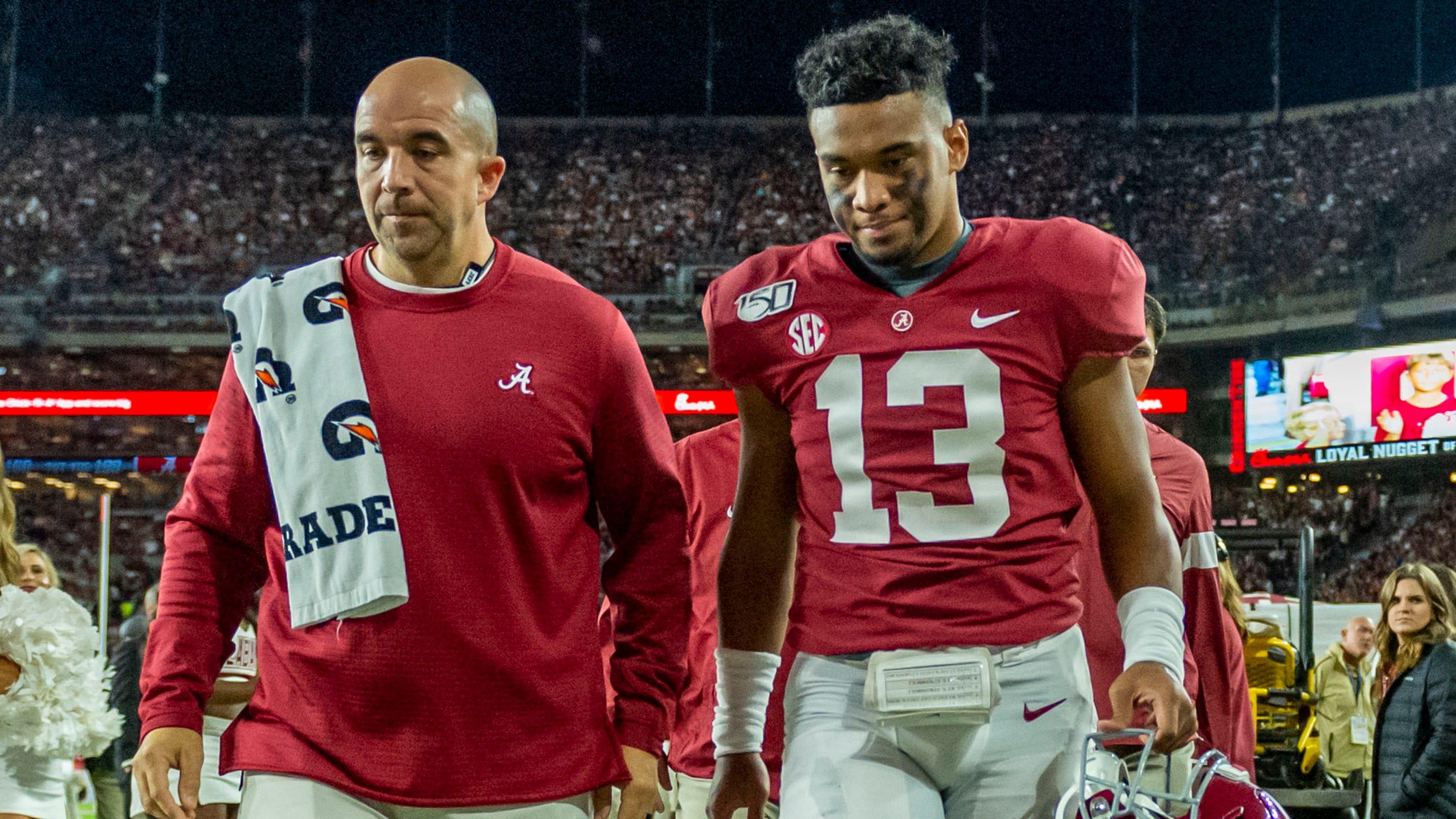 Football Four: Will Tua Tagovailoa injury impact College Football Playoff race?