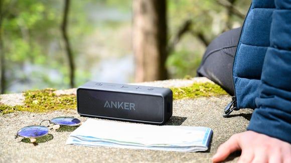 Best gifts for teachers 2019: Anker Soundcore 2 Portable Bluetooth Speaker