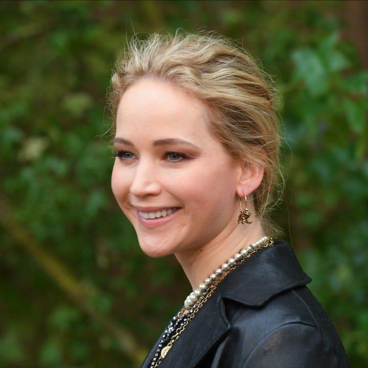 che è Jennifer Lawrence dating wiki
