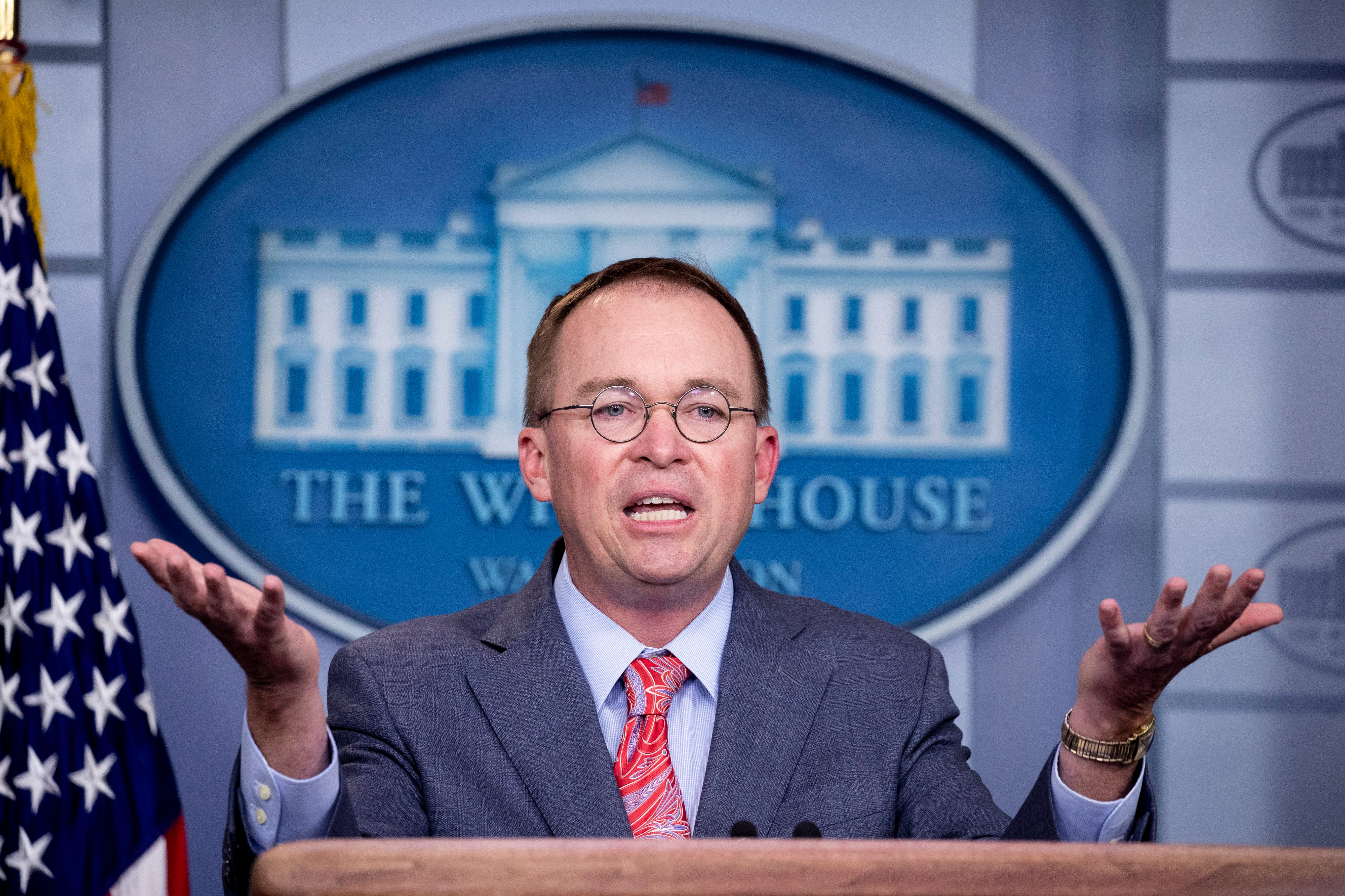 usatoday.com - William Cummings, USA TODAY - 'He still considers himself to be in the hospitality business': Mulvaney explains Trump's Doral decision
