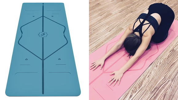 Best gifts for girlfriends 2019: Liforme Yoga Mat