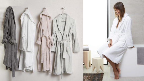Best gifts for couples 2019: Parachute Bathrobe