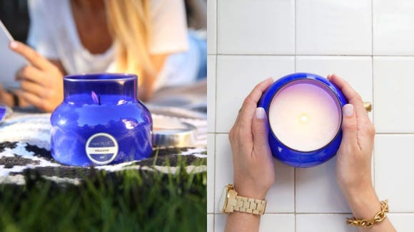 Best gifts for teachers 2019: Capri Blue Volcano candle