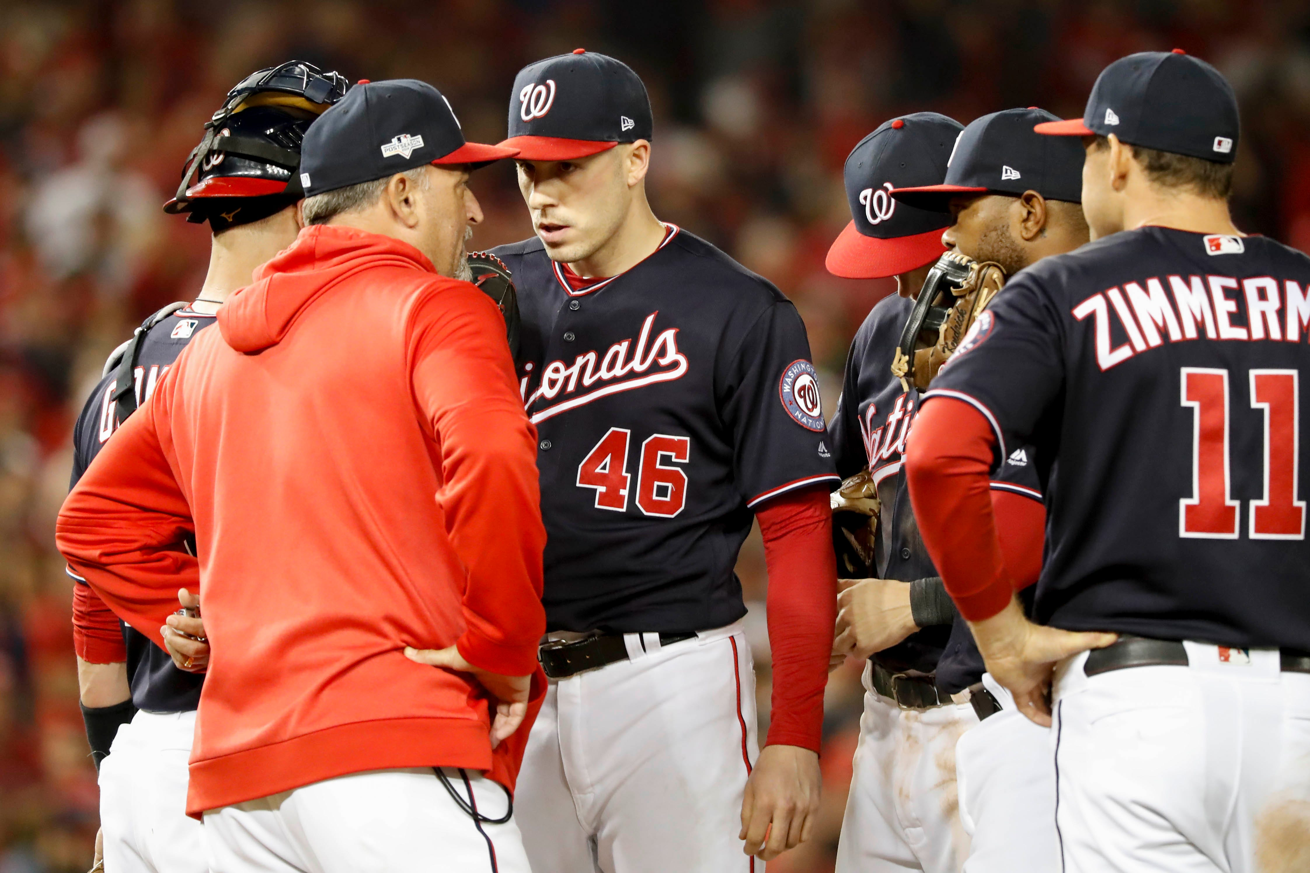 As pitch-tipping paranoia lingers, Astros and Nationals will have their eyes on each other in World Series