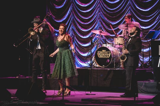 Postmodern Jukebox will perform for the Visalia Fox's 90th birthday bash.