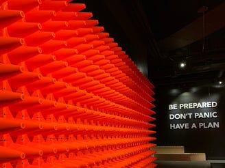 Philadelphia's Franklin Institute tests survival skills with 'Worst-Case Scenario' exhibit