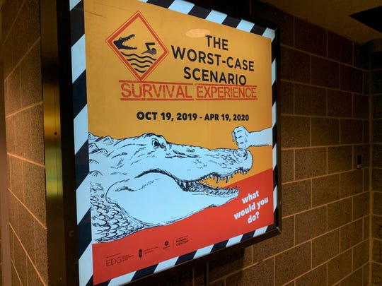 "Do you have what it takes to make it through ""The Worst-Case Scenario Survival Experience'?"