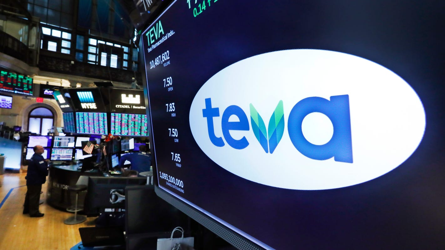 Opioid settlement: What to know about Teva Pharmaceutical Industries