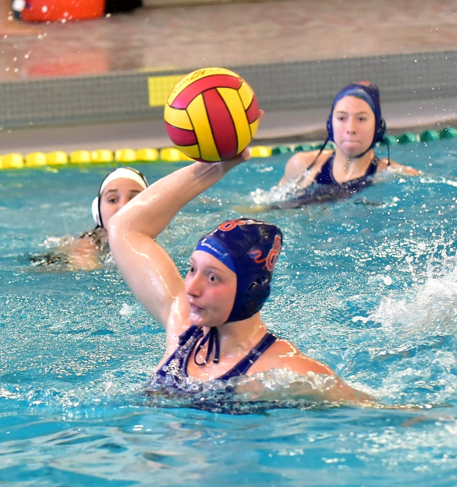 PHOTOS: Ohio high school girls state water polo tournament final day, Oct. 19