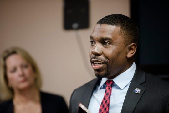 Cincinnati city council member Jeff Pastor