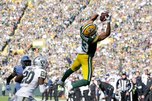 Photos Green Bay Packers Wide Receiver Allen Lazard