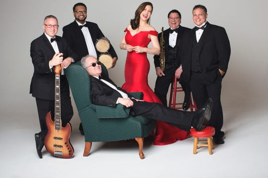 "Camille Zamora and the Mambo Kings join the Des Moines Symphony for ""Havana Nights."""
