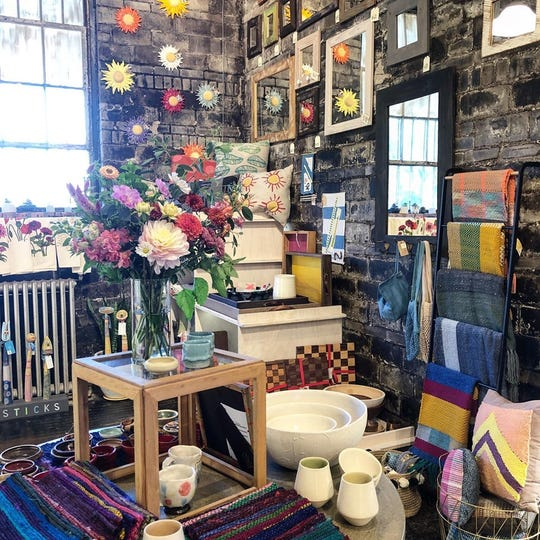 Post Detroit, a home decor store and collection of artists' studios on the city's east side, will hosts a birthday celebration on Sunday.