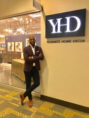 Mikel Welch is partnering with Yosemite Home Decor on his own furniture collection. It'll debut next spring.