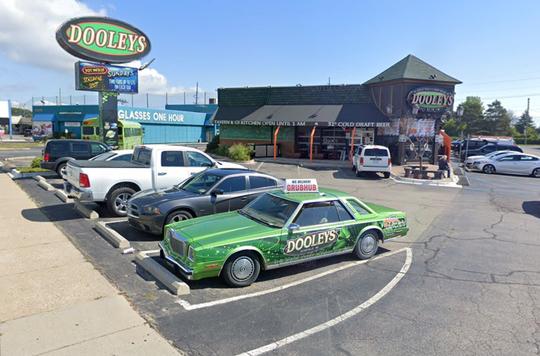 Dooley's Tavern, in Roseville.