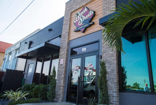 BackStreets in Cape Coral has been remodeled and offers a new look both inside and out.