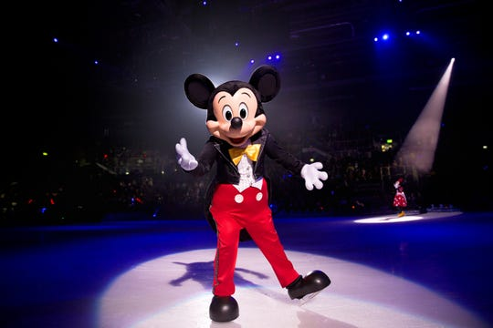 "Mickey Mouse and friends bring ""Disney on Ice: Dream Big"" to Fiserv Forum this weekend."
