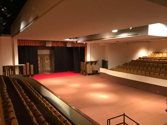Cup O Joy's new home at 525 N. Taylor Street will include a large performance hall with capacity for 500 people.