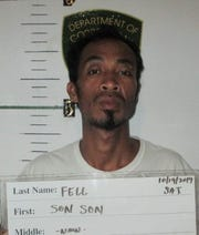 Son Son Fell is charged with driving while impaired as a misdemeanor.
