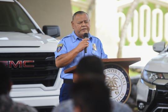 Chief of Police Stephen Ignacio. PDN file photo.