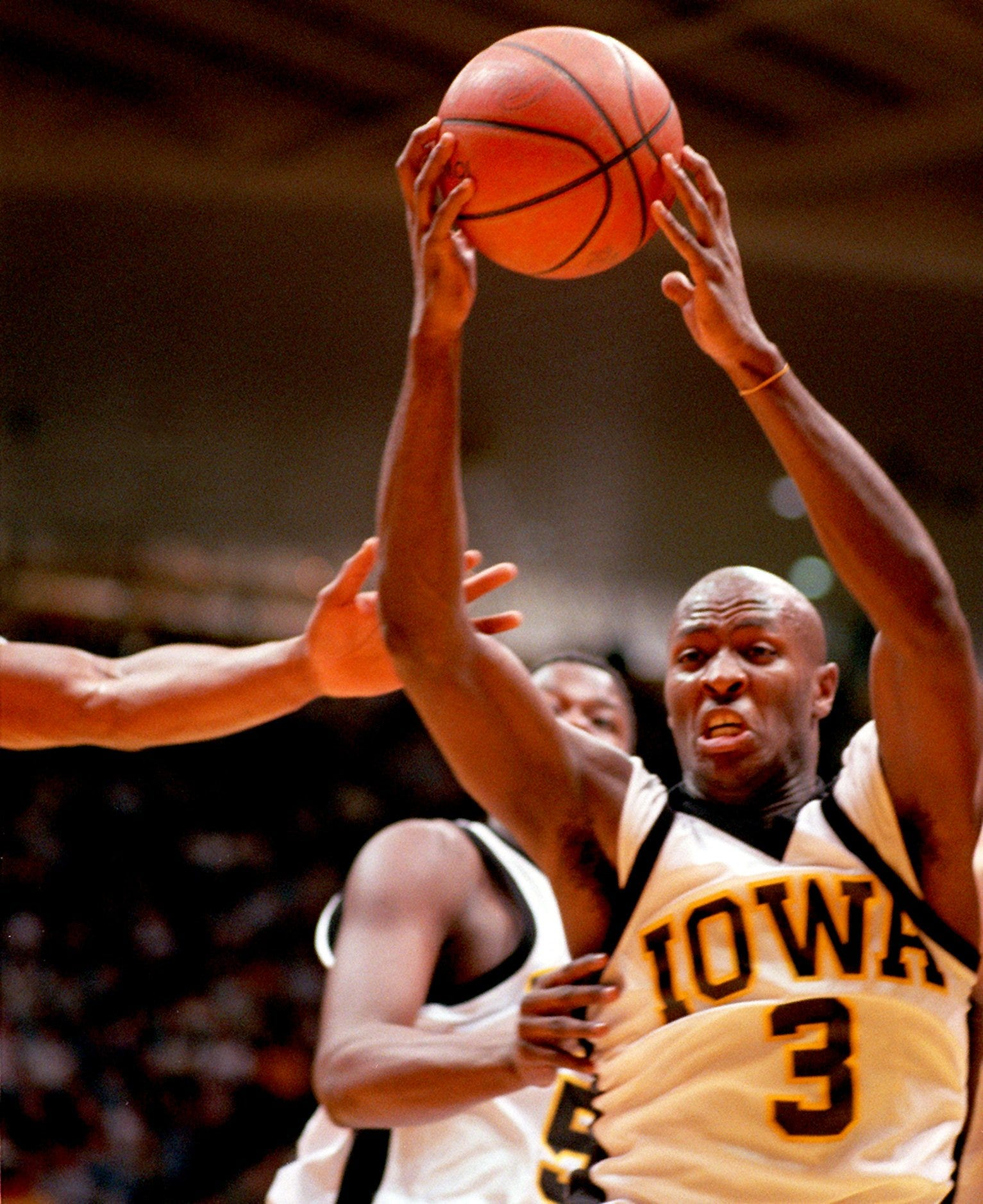 From the archives: Photos of former Iowa basketball player Kenyon Murray