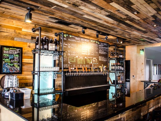 Black Acre Brewing Co. opened its Irvington tap room in February 2012.