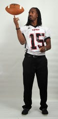 2012 All Acadiana Football player Shakeir Ryan