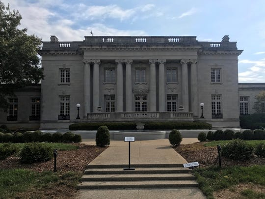 The Kentucky Governor's Mansion