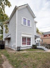 A new communal art space is about to open in in this house on Portland Avenue. Oct. 21, 2019.