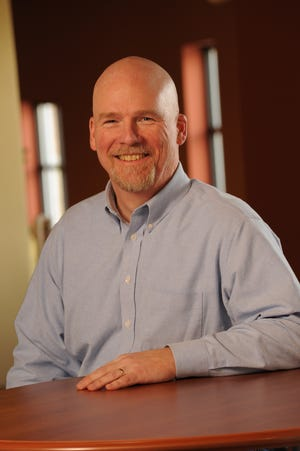 Rick Ruble, lead pastor at Northpointe Community Church in DeWitt.