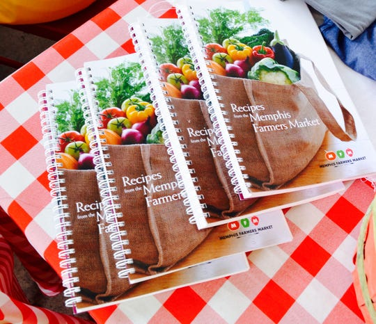 Looking for a holiday gift? Your favorite cook would love recipes from the Memphis Farmers Market.