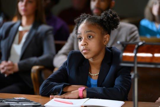 """When the Levee Breaks"" Episode 104: Priah Ferguson as Erika"