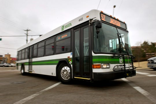 """The Memphis Area Transit Authority announced on Dec. 23 that all its service vehicles now offer free Wi-Fi access. The new service is part of an initiative by MATA to launch """"a state-of-the-art next generation fare collection system."""""""