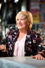 "Jayne Atkinson stars as Della Bedford on ""Bluff City Law."""