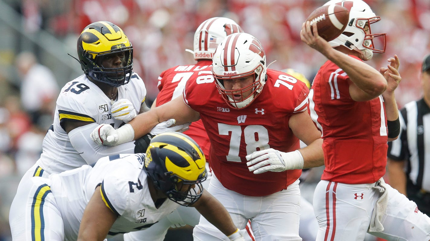 Jason Erdmann is expected back, giving UW its entire offensive line for the OSU game