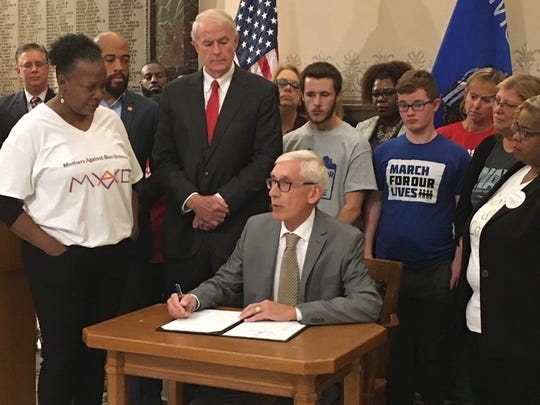 Wisconsin Gov. Tony Evers calls lawmakers into session to tackle gun violence