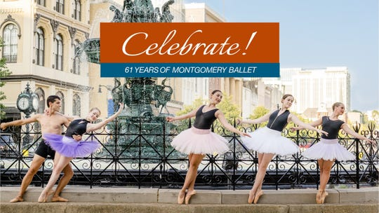 "Montgomery Ballet presents ""Celebrate!"" on Nov. 7 at Commerce BeerWorks."