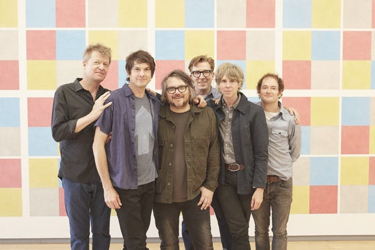 Wilco performed at the Grand Ole Opry House on Sunday, October 20, 2019.
