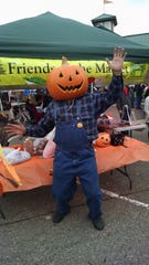Make the farmers market your happy haunting ground this weekend during the annual downtown Farmington Halloween Funfest.